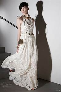 lanvin resort 2012 dresses wedding inspirasi With chic wedding dresses