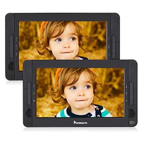 auto dvd player 2 monitore naviskauto angebote finden und preise vergleichen bei i dex