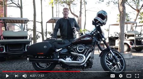 Review Harley Davidson Sport Glide by Review Harley Davidson 2018 Sport Glide