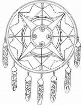 Coloring Native American Pages Designs Printables Printable Popular Fun sketch template