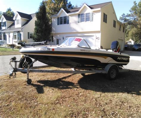 Used Fish And Ski Boats For Sale In Tennessee by Nitro Fishing Boats For Sale Used Nitro Fishing Boats