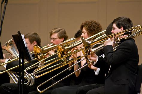 symphonic band concert presented by wheaton college