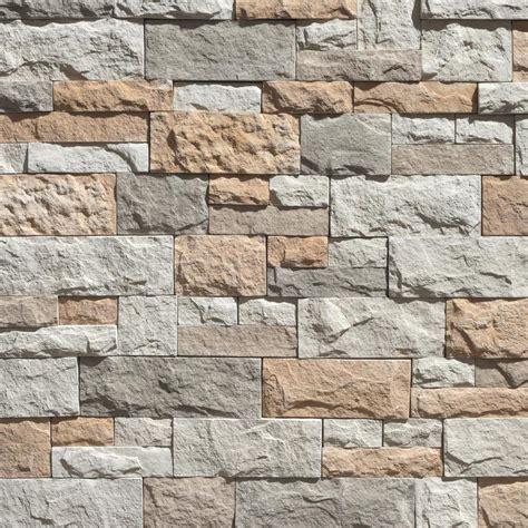 Shop Litestone 8 Squareft Himalaya Faux Stone Veneer At