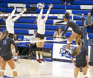 Women's Volleyball snap three game losing streak with back ...