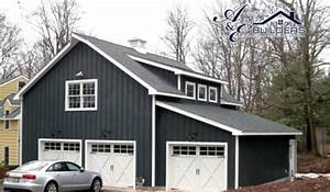 custom farmhouse additions garage builders serving md With amish builders maryland