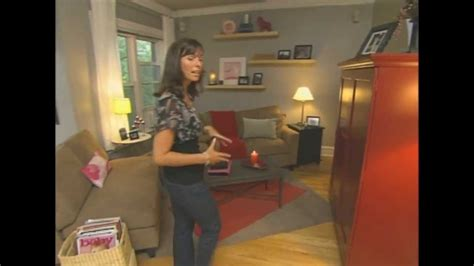 Hgtv Redesigner Kim Smart Takes On An L Shaped Living Room