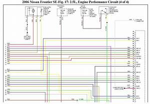 2006 Nissan Bakkie Electrical Wiring Diagram  Good Day  I