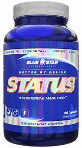 Blue Star Status  U2013 Testosterone Turbocharged