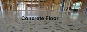 all about concrete floors a guide to costs methods design