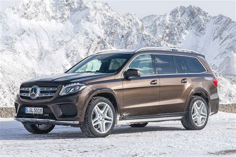 Review Mercedes Gls Class by Mercedes Gls Review 2015 Drive Motoring Research