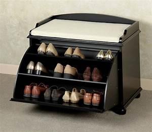 Wood Entryway Organizer IKEA Ideas For Shoe Organizer