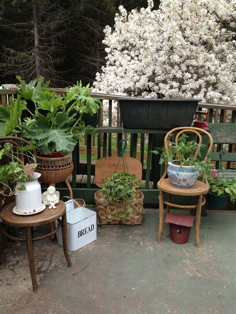 Rustic Country Decor From Yard Sales Craigslist
