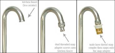 kitchen faucet connections ccoiled stretchable garden hoses accessories and more