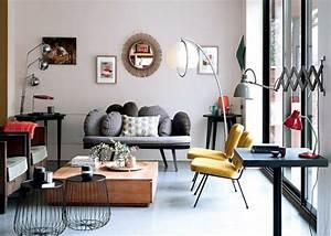 1000 idees sur le theme plaid pour canape sur pinterest With couleur de maison tendance exterieur 9 petit fauteuil en tissu jaune vintage maison du monde