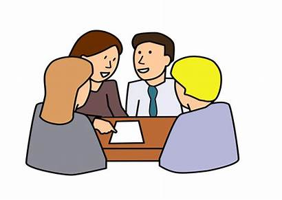 Clipart Clip Groups Council Highschool Working Transparent