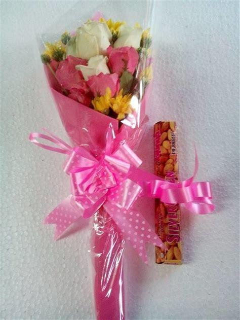 jual jual paket buket bunga coklat valentine days limited