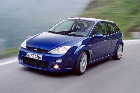 Ford Focus Rs Kaufen Turbo Wrc Klassiker Des Tages Autobild De