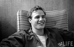 LIFE Archive | Marlon Brando in The Men | A Continuous Lean.