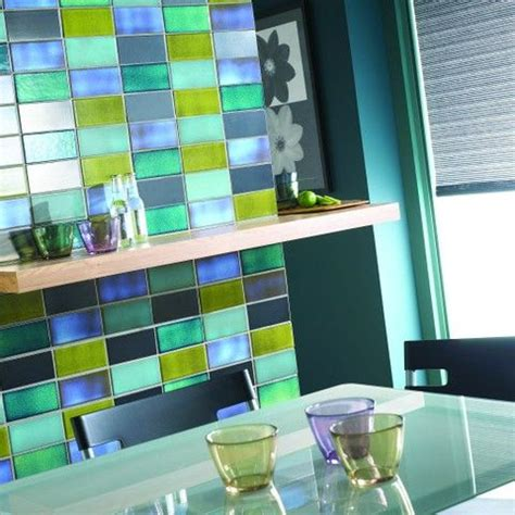 multi coloured wall tiles kitchen bathroom