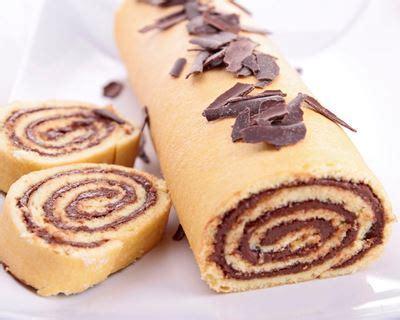cuisine traditionnelle recette biscuit roulé rapide