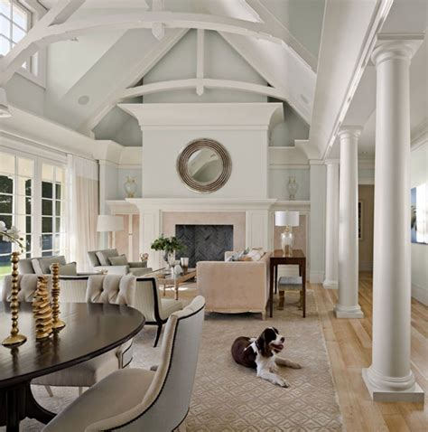 stunning vaulted ceiling house plans photos grand fireplace w vaulted ceilings beams open floor