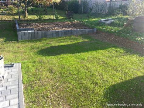 Terrasse Auf Rasen Bauen by Terrasse Auf Rasen Bauen Best Terrasse Zaun Und Rasen
