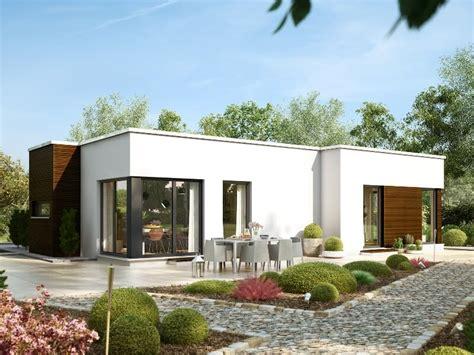 Moderne Häuser Im Bungalowstil by Modernes Fertighaus Living Haus Solution 87 V7