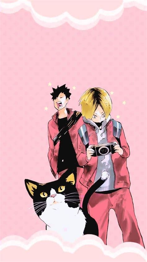 kuroo testuro images  pinterest anime guys