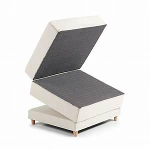 Pouf Convertible Lit : pouf convertible kslf lit d 39 appoint urban confort nice livraison gratuite ~ Teatrodelosmanantiales.com Idées de Décoration