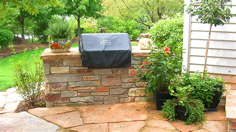 built in grill ideas built in grill sle 3 evergreen landscape