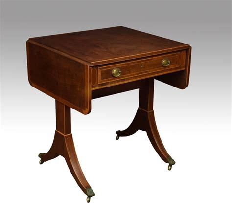 mahogany sofa table antique regency mahogany sofa table of small proportions