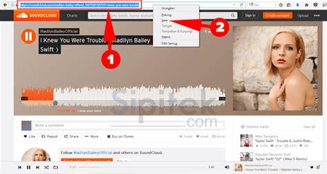 4 Cara Download Lagu Di Soundcloud Gratis Lewat Pc Dan Hp