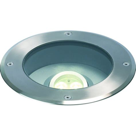 in ground led light fixtures collingwood lighting gl007a f ww stainless steel led