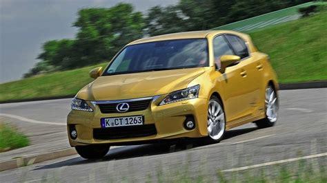 Lexus Ct 200h Disassembled After 100,000km German