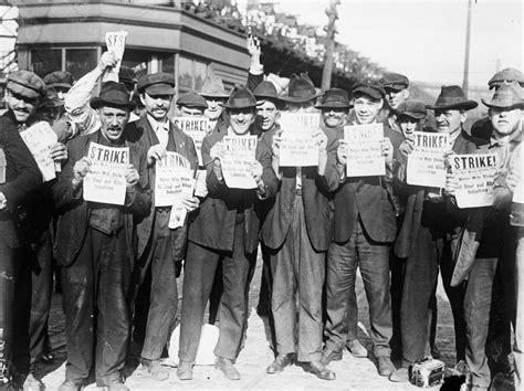 The Us National Steel Strike, 1919