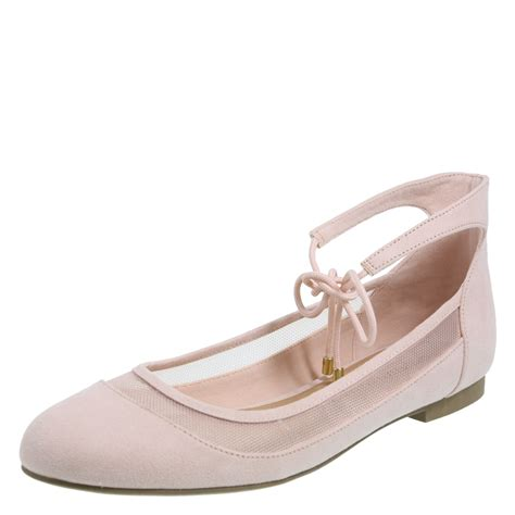 christian siriano annalee womens ankle tie flat shoe