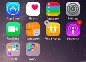 Apple Home App : how to hide ios built in apps in ios 9 and earlier ~ Yasmunasinghe.com Haus und Dekorationen