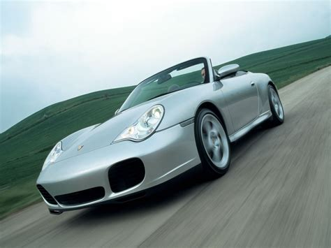 Porsche 911 Carrera 4s Cabriolet 2004 Mad 4 Wheels