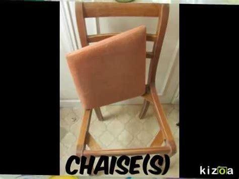fabricant de chaises tutoriel comment relooker une chaise ancienne ou moderne