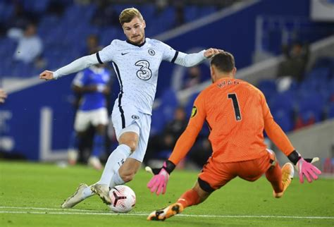Chelsea boss Frank Lampard gives verdict on Timo Werner ...