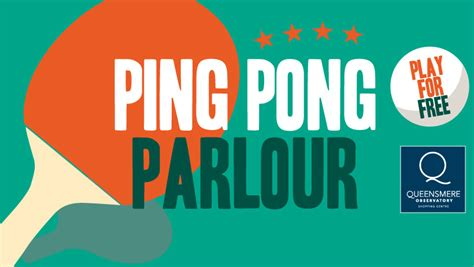 Queensmere Ping Pong Parlour - Ping England