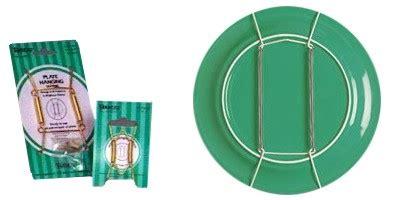 Ganci per appendere piatti – Pannelli decorativi plexiglass