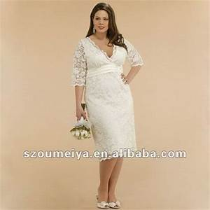 casual wedding dresses with sleeves With plus size casual wedding dresses with sleeves