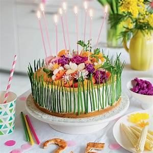 deco gateau anniversaire With déco chambre bébé pas cher avec decoration gateau fleur azyme