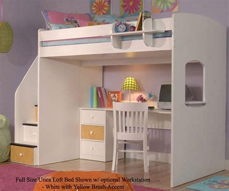 Utica Full Size Loft Bed  Shop Kids Loft Bed  Ekidsrooms. Sliding Table. Blackjack Tables For Sale. Desk Top Protector. Desk Cape Town. Kids Desk And Chair Set. Desk In A Box. Desk Reference Essential Oils. Maple Executive Desk