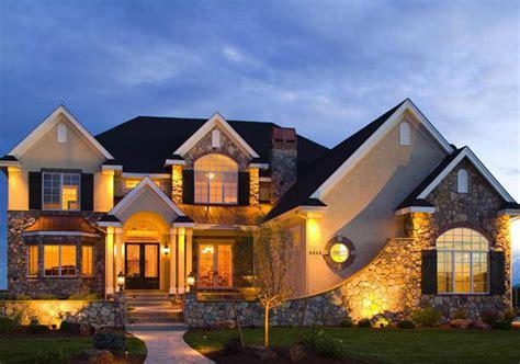 contoh desain rumah klasik eropa modern unik kudesain