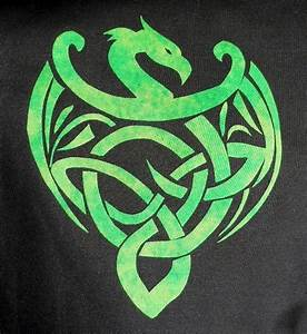 Celtic Dragon Knot ... by QuiltingSupport | Quilting Pattern