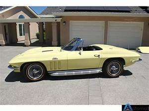 1966 Chevrolet Corvette Convertible 4