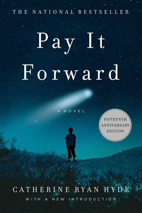 Pay It Forward   Book by Catherine Ryan Hyde   Official ...