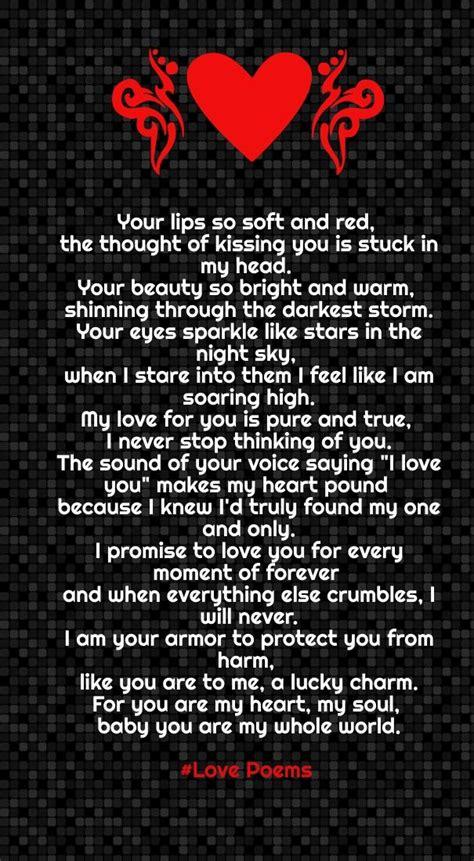 sweet poem    girlfriend